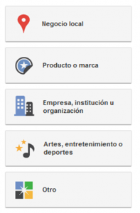 Google-plus-empresas-categorias
